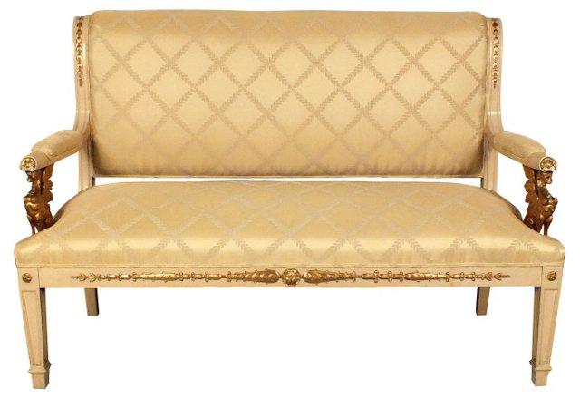 Empire-Style  Sofa