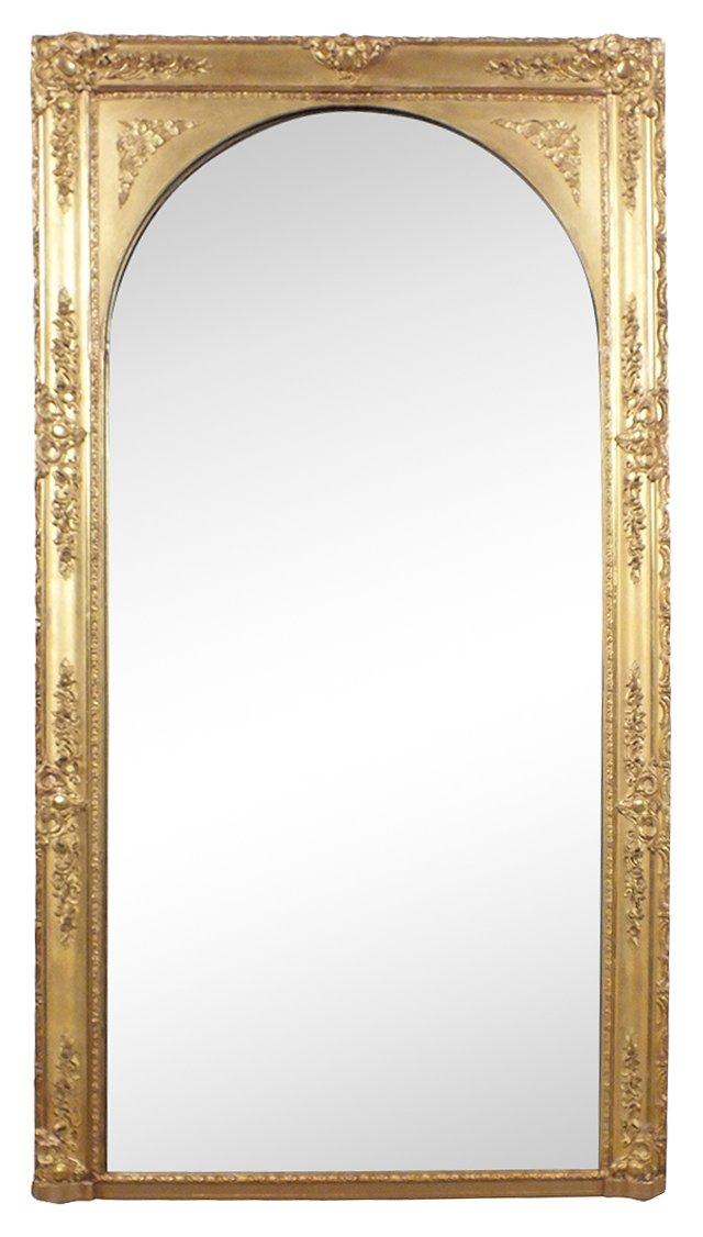 1900s European Mirror