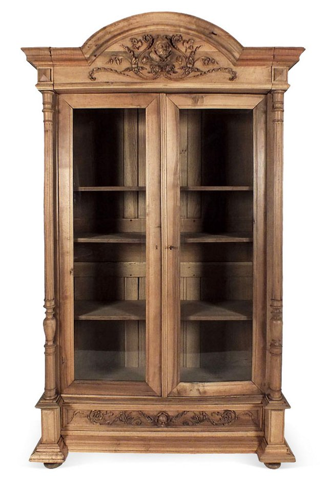 French   Bookcase, C. 1890