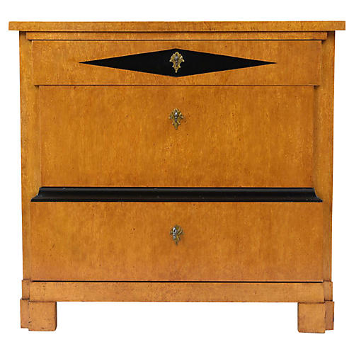 Biedermeier-style Chest of Drawers