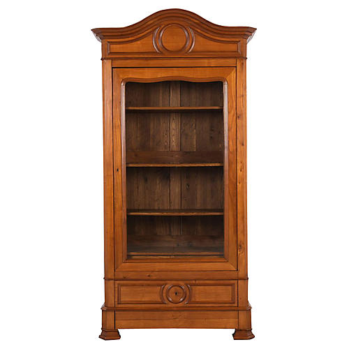 1870's French Louis Philippe Bookcase