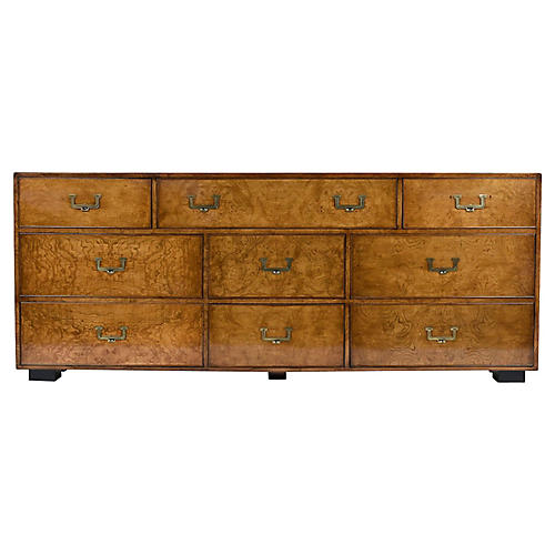 John Widdicomb Nine-Drawer Dresser