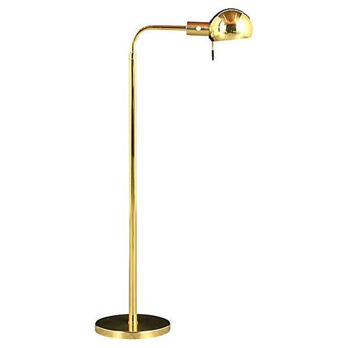 Modern-style Brass Floor Lamps
