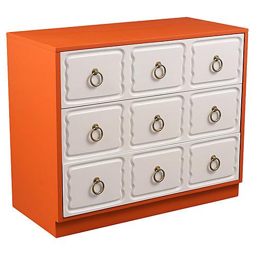 3 Drawer Dorothy Draper Spana Dresser