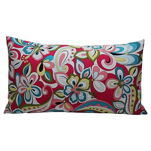Midcentury Dutch Pillow