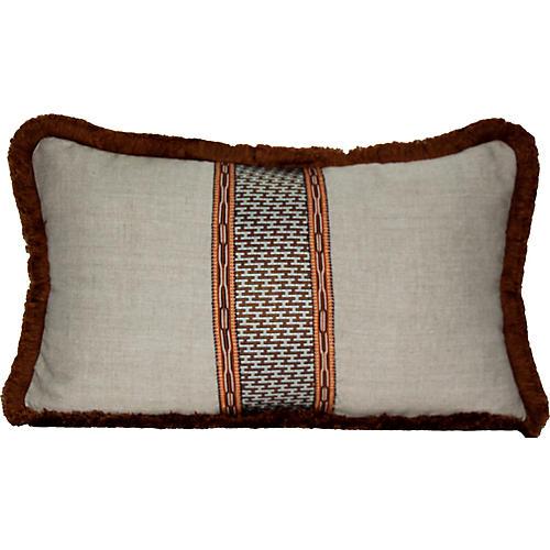 Japanese & Uzbek Pillow
