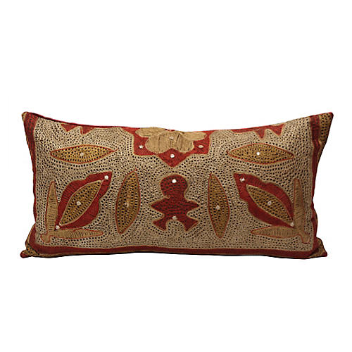 Suzani Rabari Pillow