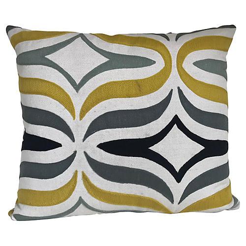 Retro Modern Pillow