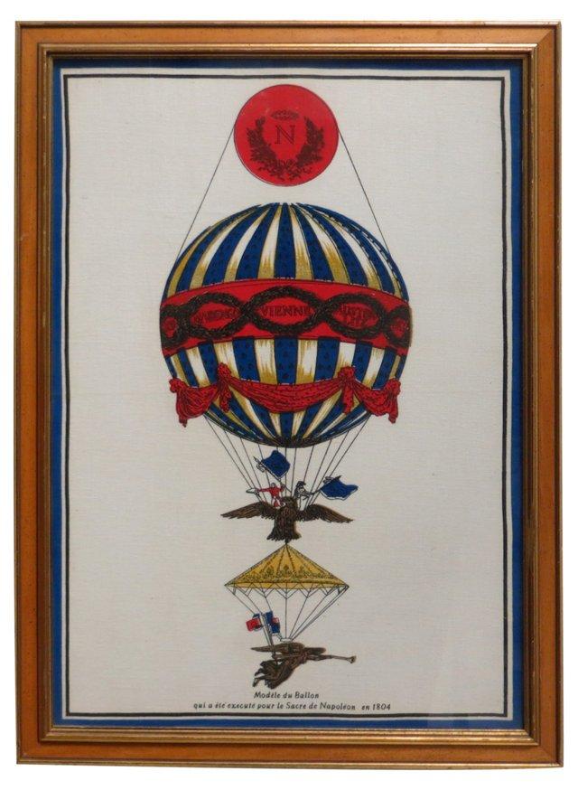 Napolean Balloon Silkscreen