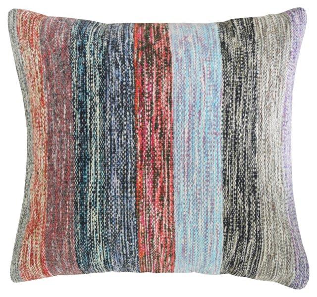 Striped Kilim Pillow Sham