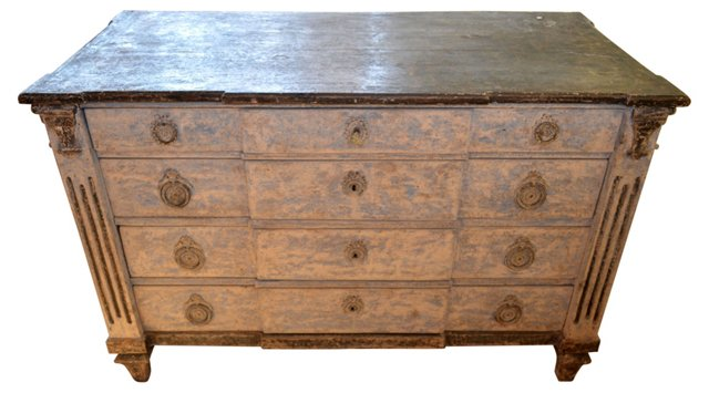 French Chest of Drawers, Circa 1880
