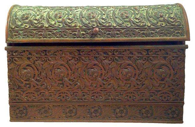 German Copper Box