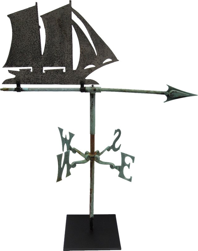 Early-20th-C. Weathervane