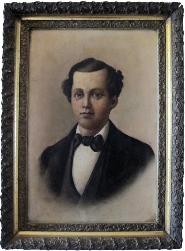 Early-19th-C. Portrait