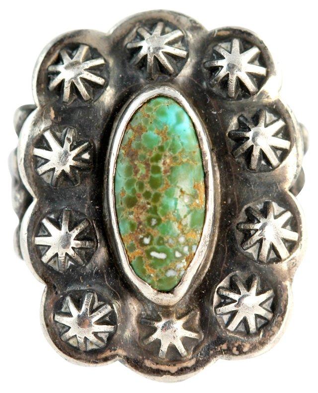 Fred Harvey Navajo Ring