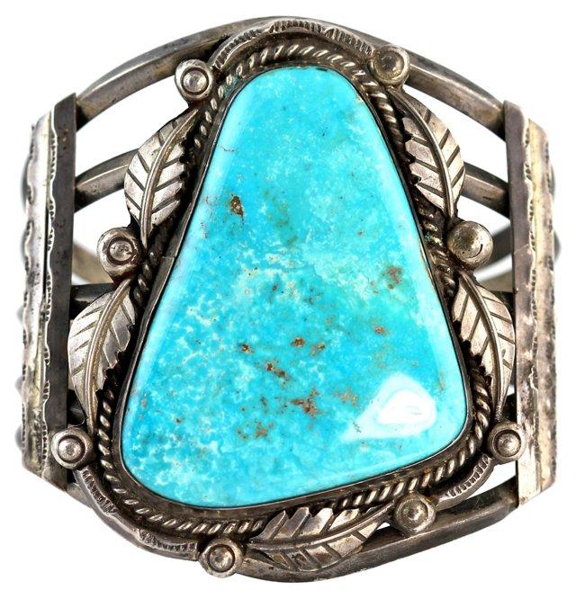 Ben Chapo Turquoise Bracelet