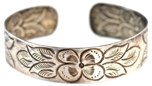 Sanborn's of Mexico Silver Bracelet