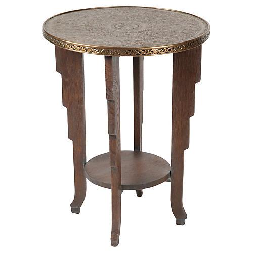 Art Deco Side Table