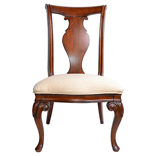 Dining Chairs, S/4