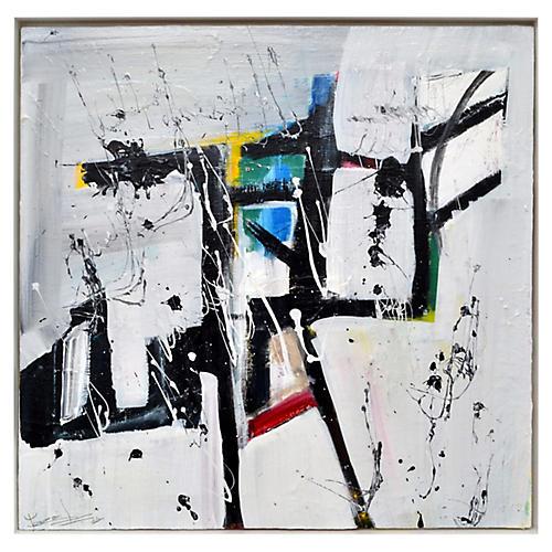 Modern Abstract by Yamil O. Cardenas