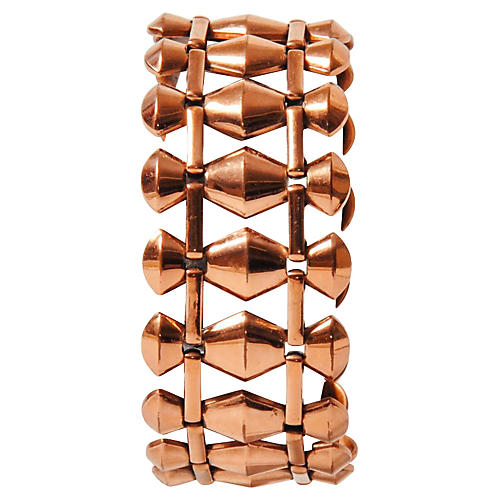 Renoir Copper Link Bracelet