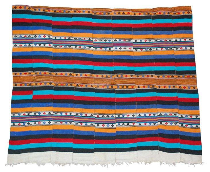 African Fulani Wedding Blanket