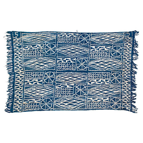 African Ndop Textile Cloth