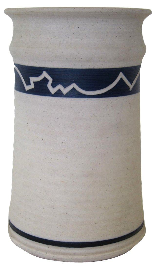 MIdcentury Ceramic Vase
