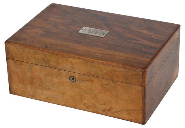 Olive Wood Humidor