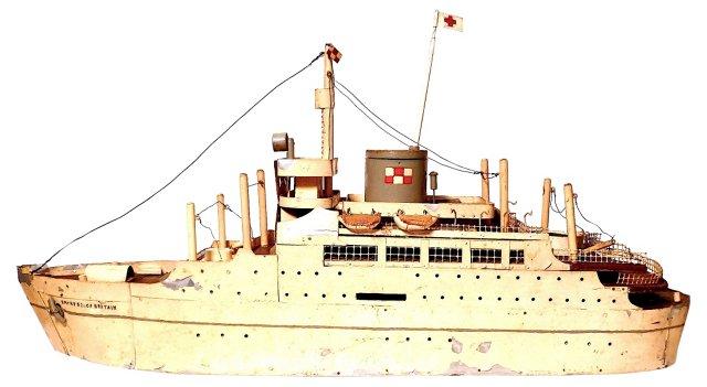 Model Ship, Empress of Britian