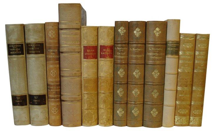 Decorative Books, S/12