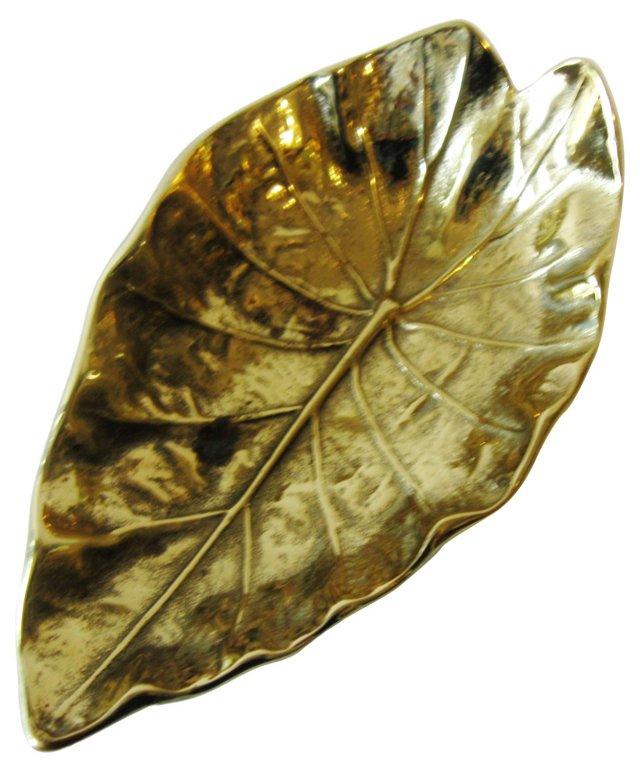 Leaf Trinket Tray