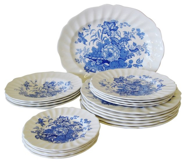 Royal Doulton Dinnnerware, 20 Pcs