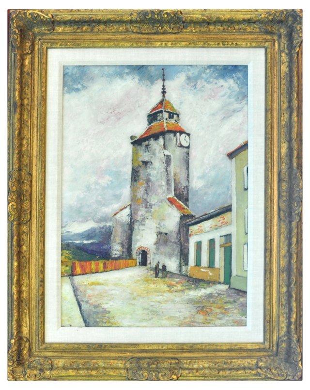 Tour de l' Horloge a Bar-le-Duc