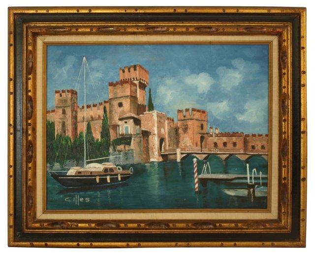 Waterfront Castle