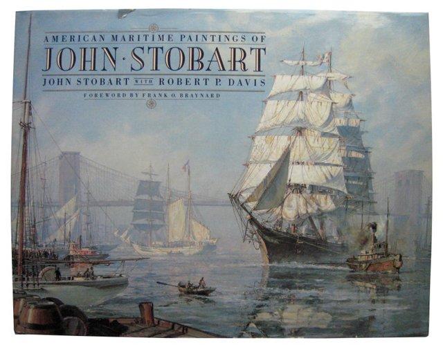 Maritime Paintings of John Stobart