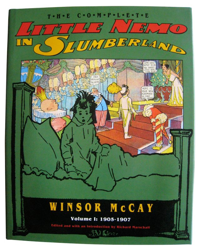 Little Nemo in Slumberland, Vol I