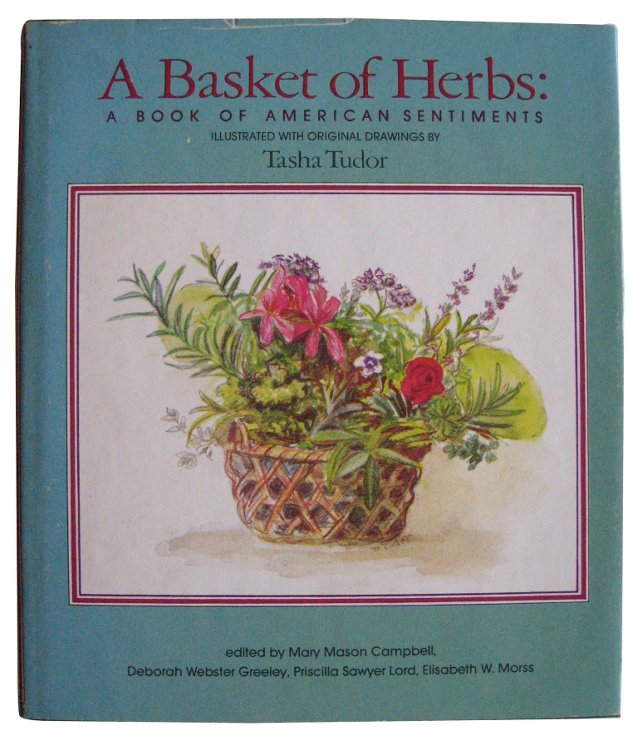 A Basket of Herbs