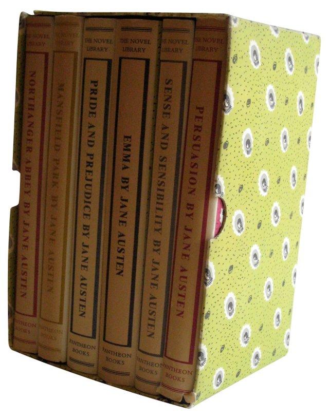 Jane Austen: Six Novel Set