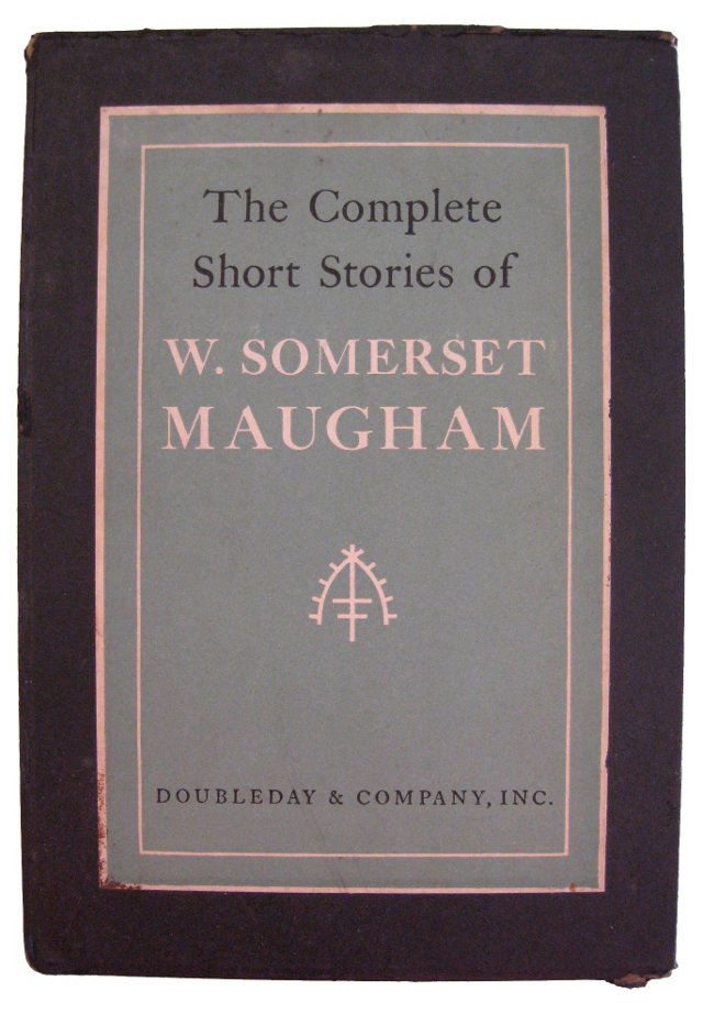 Maugham's Complete Short Stories