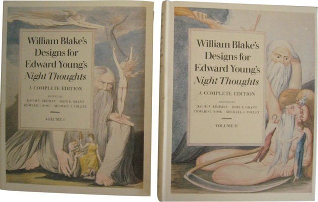 Blake's Designs for Night Thoughts, Pair