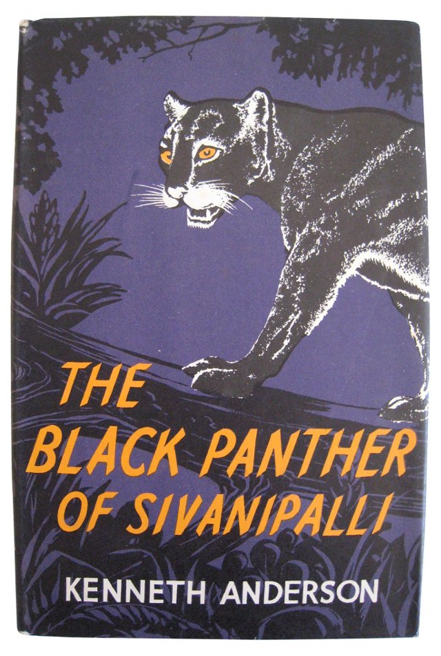 The Black Panther of Sivanipalli