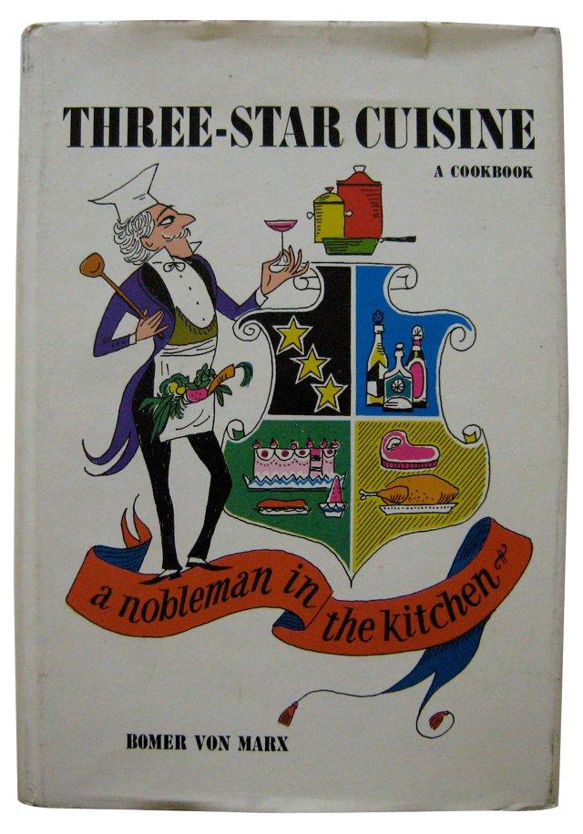 Three-Star Cuisine