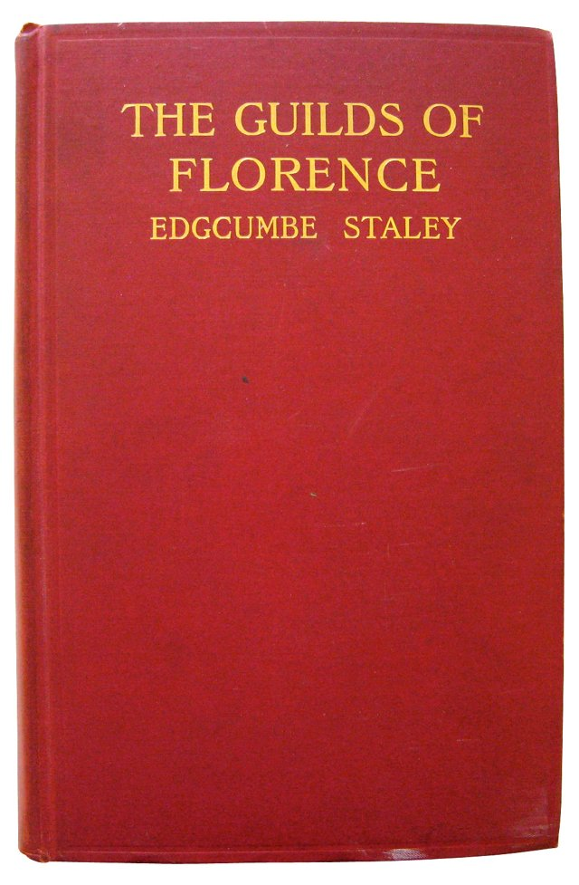 The Guilds of Florence