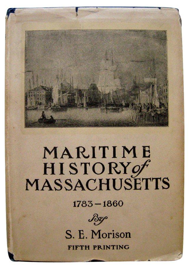 Maritime History of Massachusetts