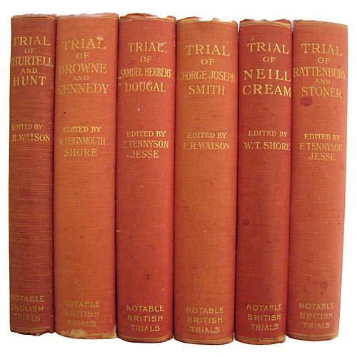 Notable British Trials, S/6
