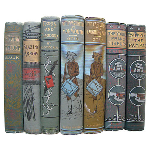 Young Adventures, Set of 7