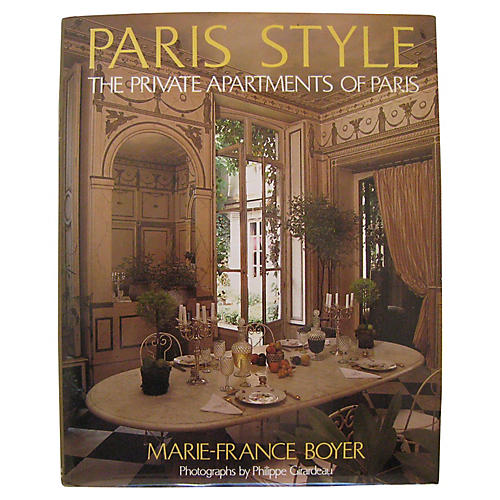 Paris Style by Marie-France Boyer