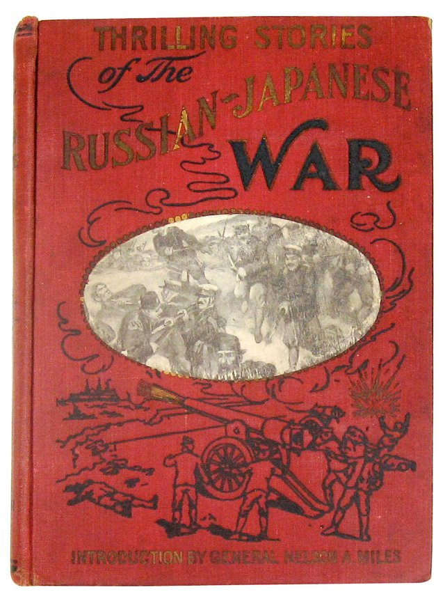 Stories of Russian-Japanese War, 1905