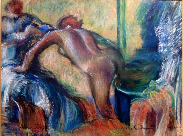 Nude Bather